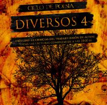 Cartel Diversos 4. Un proyecto de Diseño de dramaplastika - 26-10-2011