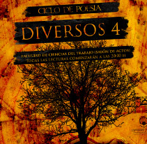 Cartel Diversos 4. A Design project by dramaplastika - 26-10-2011