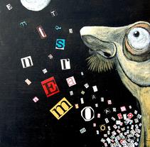 ''Tarrest-nom''. Um projeto de Ilustração de Natxo  Ramirez Garcia - 08-11-2011