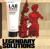 Legendary Solutions. A Design&Illustration project by Mimi Drago - 04-11-2011