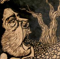 ''GRABAII''. Um projeto de Ilustração de Natxo  Ramirez Garcia - 08-11-2011