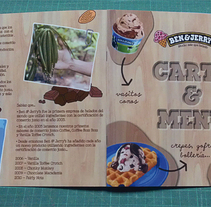 Ben&Jerry's. A Design, and Advertising project by Toni Fornés         - 09.11.2011