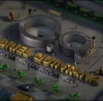 Demo Reel 2011. A Design, Illustration, Advertising, Motion Graphics, and 3D project by Gabriel Quintana         - 15.11.2011