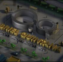 Demo Reel 2011. Um projeto de Design, Ilustração, Publicidade, Motion Graphics e 3D de Gabriel Quintana         - 15.11.2011