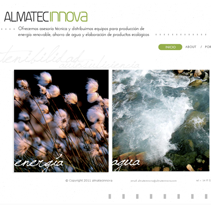 AlmatecInnova. A Design project by La Cabeza - 16-11-2011