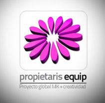 Propietaris Equip · Web. Un proyecto de  de Óscar Capdevila Larrarte - 17-11-2011