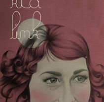 Ilustración. Un proyecto de Diseño, Ilustración y Publicidad de Kata Zapata - 24-11-2011