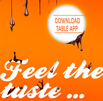 FEEL THE TAST. A Design, Illustration, Advertising, and Photograph project by Javier Alejandro Milla Muñante - 26-11-2011