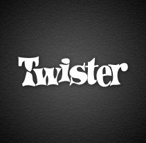 Twister. A Design, and Advertising project by Luis Gutiérrez         - 04.12.2011