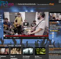 MusicaSinEnchufes. A Software Development project by Xavi Julián Olmos - Dec 06 2011 02:35 PM