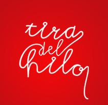 Tira del hilo. Un proyecto de Diseño e Ilustración de Rubén Martínez Pascual - Sábado, 08 de diciembre de 2012 00:00:00 +0100