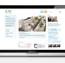 Fundació b_TEC. Un proyecto de Diseño y UI / UX de laKarulina  - Jueves, 15 de diciembre de 2011 12:02:28 +0100
