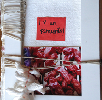 Y un pimiento. A Illustration&Installations project by Nerea Santisteban Lorences         - 04.01.2012