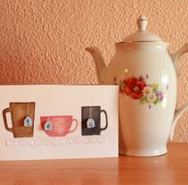Cards (handmade cards). Um projeto de Design e Ilustração de maría sanz garcía         - 09.01.2012