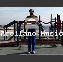 Arellano Music. A Advertising, Music, Audio, Motion Graphics, Film, Video, and TV project by Omar Lopez Sanchez         - 09.01.2012