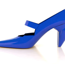 Modelado de calzado. Un proyecto de Diseño, Motion Graphics y 3D de Agustín Conca Gil         - 12.01.2012