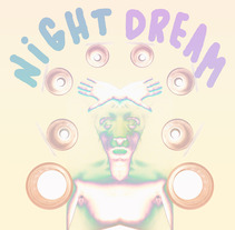 Noche de ensueño. A Design, Illustration, and Photograph project by Pablo Pighin         - 12.01.2012