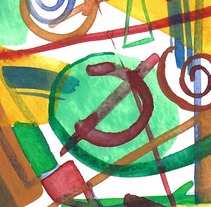 Pinturas. Un proyecto de Ilustración de Isaura Marti Sanahuja         - 17.01.2012