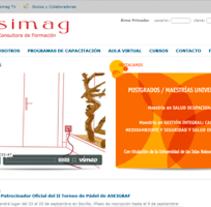 Asimag Internacional. Un proyecto de Diseño y Desarrollo de software de Jose Lorenzo Espeso         - 17.01.2012