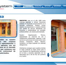 Mrsystem. Un proyecto de Diseño, Ilustración y Desarrollo de software de Jose Lorenzo Espeso         - 17.01.2012