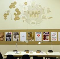 Workshop Stand Up! Elisava. Un proyecto de Diseño e Instalaciones de Oriol Castellar         - 22.01.2012