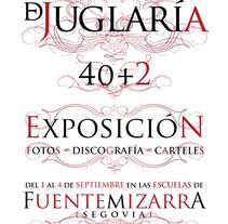 Cartel exposción Nuevo Mester. A Design project by Gelo Quero Miquel - Jan 27 2012 12:48 PM