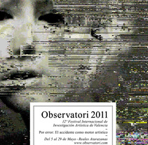 Observatori 2011 - Por error: El accidente como motor artístico. A Design project by Mireia Miralles Lamazares         - 01.02.2012