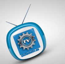 Cabecera Ciclismo TV. A Motion Graphics, Film, Video, TV, and 3D project by Hugo Alarcón Garitagoitia         - 14.02.2012