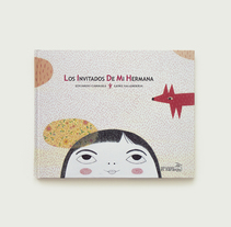 Los invitados de mi hermana. A Illustration project by Leire Salaberria         - 01.01.2014