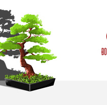 Bonsai project. A Illustration project by Sergio Fragua         - 07.03.2012