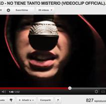 Vídeo Clip No tiene tanto misterio - Cúbiko. Un proyecto de Cine, vídeo y televisión de Aitor de la Cámara         - 07.03.2012