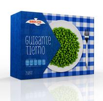 Frozen Vegetables. Un proyecto de Diseño de Mara Rodríguez Rodríguez - 14-03-2012