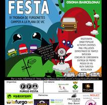 Furgo Festa. Un proyecto de Diseño de Maria Oliva         - 21.03.2012