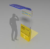El buzón de Correos de los próximos 50 años.. Um projeto de Design e 3D de jorgefri         - 21.03.2012