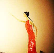 Gallant woman. Um projeto de Ilustração de Jose Luis Torres Arevalo         - 01.04.2012