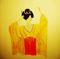 Dressing. Um projeto de Ilustração de Jose Luis Torres Arevalo         - 04.04.2012