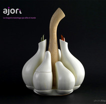 AJORÍ. A Design, Motion Graphics, and 3D project by photoAlquimia         - 12.04.2012