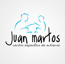 Logo Colegio Juan Martos. Un proyecto de  de Alvaro Portela Martínez - 12.04.2012
