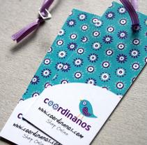 Coordinanos. A Design&Illustration project by Itziar San Vicente - 15-04-2012