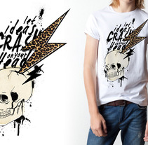 Colección camisetas Hombre. A Design&Illustration project by Roger Llopis Lloret         - 25.04.2012