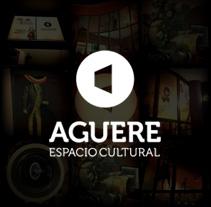 Aguere Espacio Cultural. Un proyecto de Diseño, Ilustración, Instalaciones, Desarrollo de software, Cine, vídeo, televisión y UI / UX de John O'Hare         - 30.04.2012