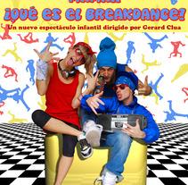 ¿Mamá qué es el breackdance?. A Design, Music, and Audio project by Gerard Magrí         - 02.05.2012