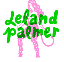 Leland Palmer (logotipo). A Design&Illustration project by Albert Aromir Ayuso - 17-05-2012