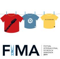FIMA | Festival Internacional de Música Avanzada. A Design project by Placi Zamora - 21-05-2012