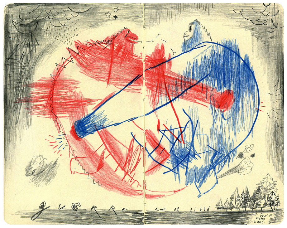 Dibujos En Libretas: Dibujos En Libretas
