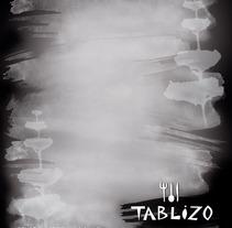 PORTFOLIO LABORAL -TABLIZO-. Un proyecto de Diseño de Erica Tourís Fresco - 28-05-2012
