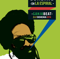Reggae Sunday. A Design, and Advertising project by Hermes Sing - 12-06-2012