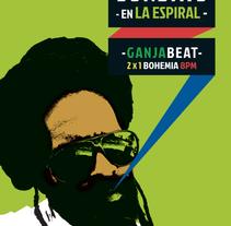 Reggae Sunday. Un proyecto de Diseño y Publicidad de Hermes Sing         - 12.06.2012