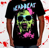 Dead Beat Clothing. Un proyecto de Diseño, Ilustración, Diseño gráfico y Moda de Pedro Molina - 14.06.2012