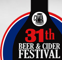 Stoke Beer & Cider Festival. A Design project by Alvaro          - 16.06.2012